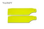 450 SPORT/PRO – Fluorescent Tail Blades Yellow