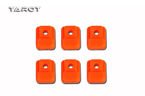 450 V2/SPORT – Servo Mount Nut Orange