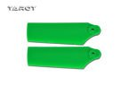550 – Fluorescent Tail Blades Green