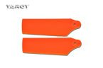 550 – Fluorescent Tail Blades Orange
