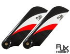 700 – Carbon Tail Blades RJX 105