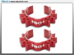 Blade 130X - CNC 12mm Heatsink Main Motor Mount Set (Red)