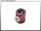 Blade 130X - CNC AL Main Shaft Collar Set (Red)