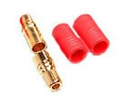 Connector Gold 6mm with Protector