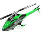 SAB Goblin 380 Flybarless Carbon Green