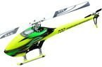 SAB Goblin 700 Competition Flybarless Yellow/Green