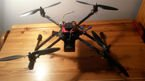 SECOND HAND! QUADCOPTER 500 COMBO