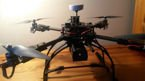 SECOND HAND! QUADCOPTER 650 COMBO