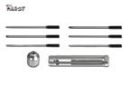 Screw Driver Silver Set