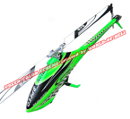 SAB Goblin 700 SPEED Flybarless Zielony RACING