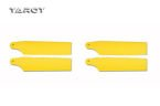 450 SPORT/PRO – Tail Blades Yellow (2sets)
