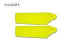 550 - Fluorescent Tail Blades Yellow