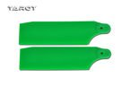 700 – Fluorescent Tail Blades Green