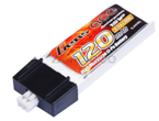 Battery GENS ACE 1S 3.7V 120mAh 30C (MSR, Nano)