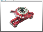 Blade 130X - CNC AL Tail Pitch Slider Set (Red)