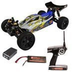 Car RC SpeedRacer3 Buggy 2.4GHz waterproof brushless