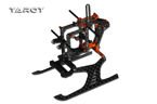 Carbon Chassis set with landing gear MCPX
