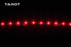 High Density light strips ( Red 20cm )