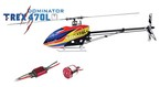 RC Helicopter Align T-REX 470LM Dominator KIT