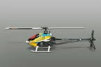 RC Helicopter Tarot 450 PRO V2 FBL BLACK SUPER COMBO 3S!!