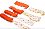 Spektrum IX12 - Orange handle