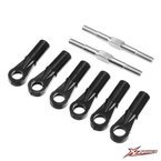 XLPower 520/550 - Rotor Linkage Rod Set