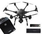 Yuneec Typhoon H Advanced + Remote Control Wizard + 2nd Battery + Bag