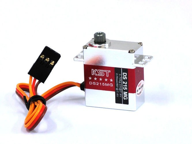 Servo MINI KST DS215MG V3 HV (450) | Electronics \ Servos