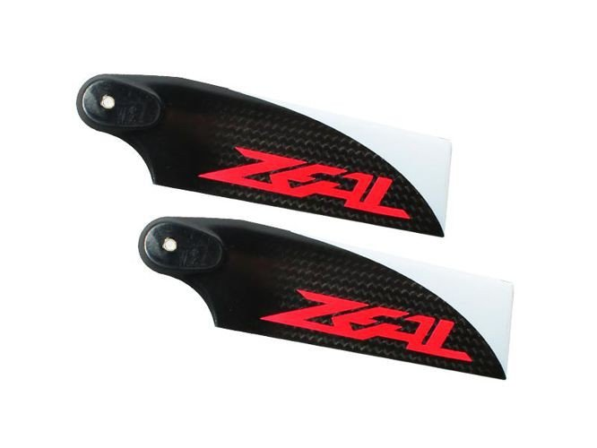 700 HELICOPTER CARBON FIBER TAIL BLADE FOR ALIGN TREX 110mm