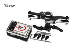 450 PRO – Flybarless System ZYX-S + Rotor Head