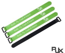 Battery Strap RJX (300x20mm 4 pcs) Green
