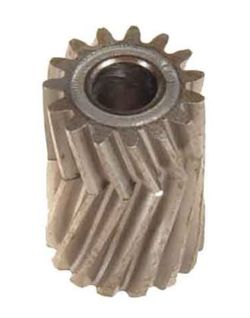 Pinion for herringbone gear 15 teeth, M0,7