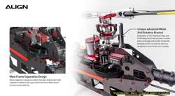 RC Helicopter Align T-REX 650X Dominator Kit