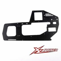 XLPower 520/550 - Carbon Fiber Main Frame( R )