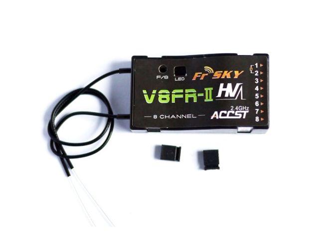 Receiver FrSky V8FR-II | Electronics \ Receivers | RC